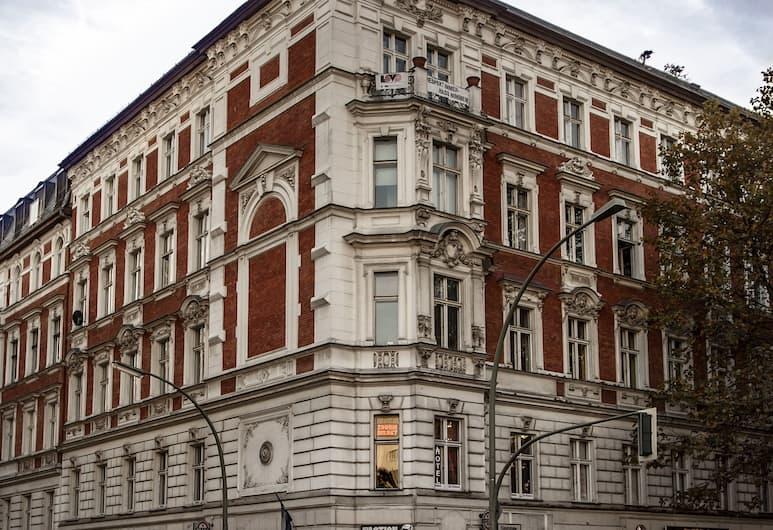Pension Hostel StayComfort am Kurfürstendamm, Berlin, Hotelfassade