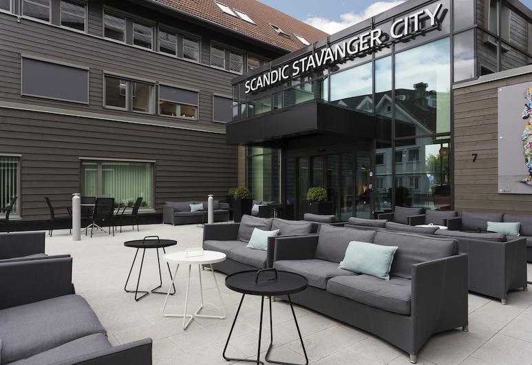 Scandic Stavanger City, Σταβάνγκερ, Πρόσοψη ξενοδοχείου