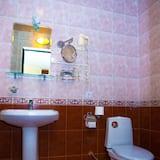 Suite Júnior, Varanda - Casa de banho