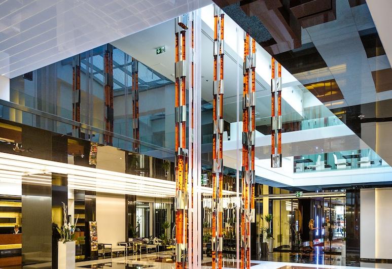 그란디오르 호텔 프라하, 프라하, 로비