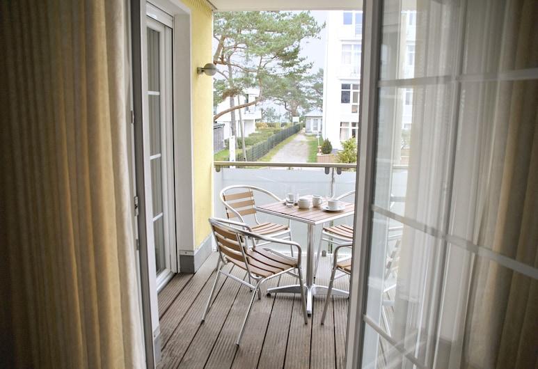 艾克納斯特蘭德雷斯頓飯店, 賓茨, 高級開放式客房, 露台