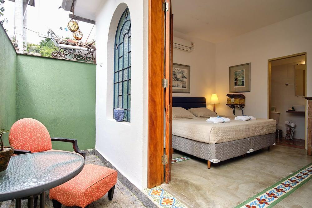 Superior Süit, 1 Yatak Odası, Bahçe Manzaralı, Avlu - Lanai balkon/veranda