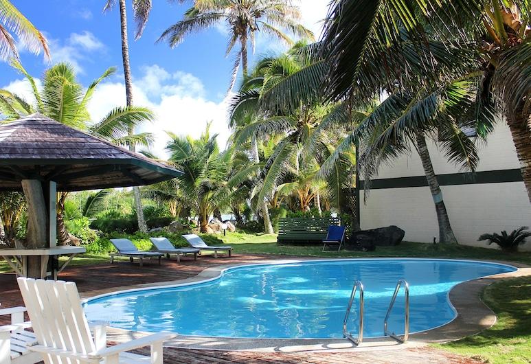 Avana Waterfront Apartments, Rarotonga