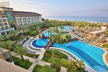Foto van Sunis Kumköy Beach Resort Hotel & Spa – All Inclusive in Side