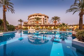 Фото Sunis Evren Beach Resort Hotel & Spa  у місті Сіде
