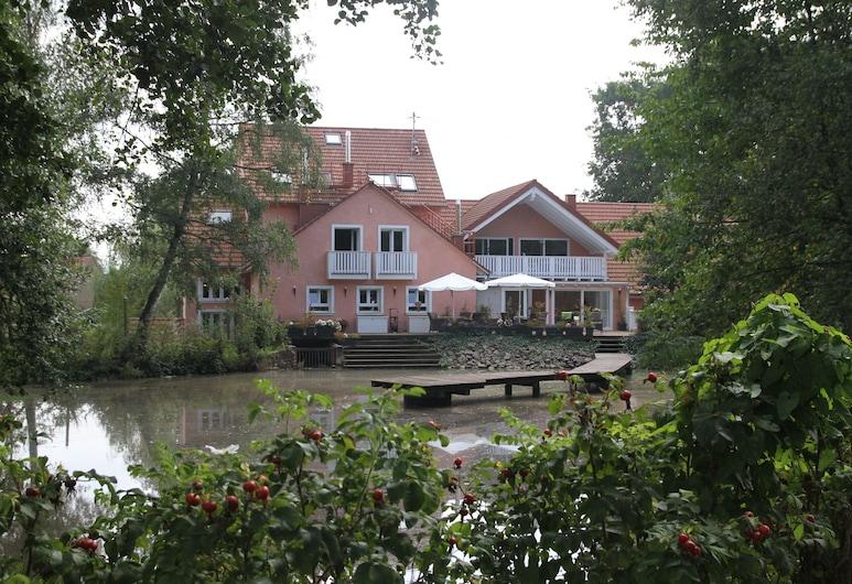 SaarlandTraum Weihermühle, שמלץ, גינה