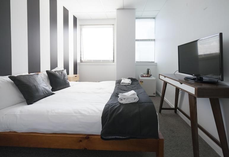 The Setup on Dixon - Hostel, Wellington, Double Room, Ensuite, Guest Room