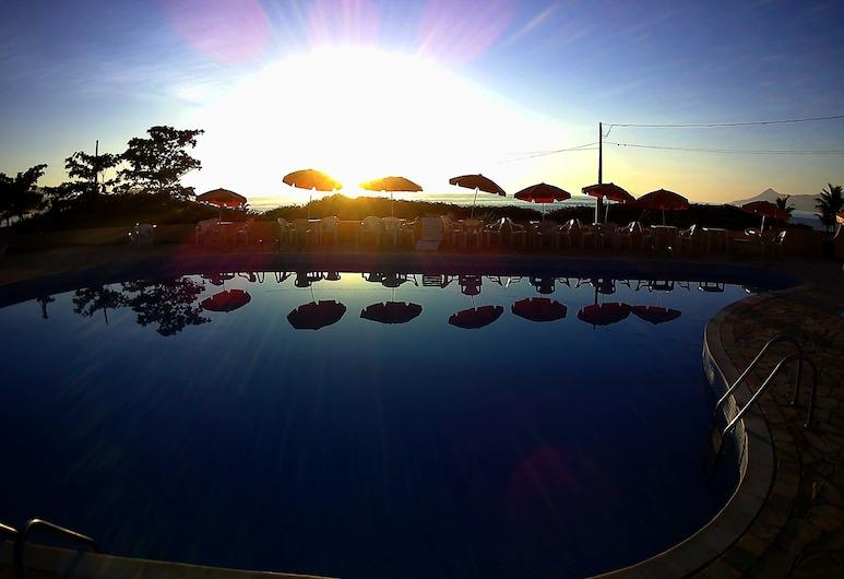 Hotel Águas Vivas, Caraguatatuba, Kolam