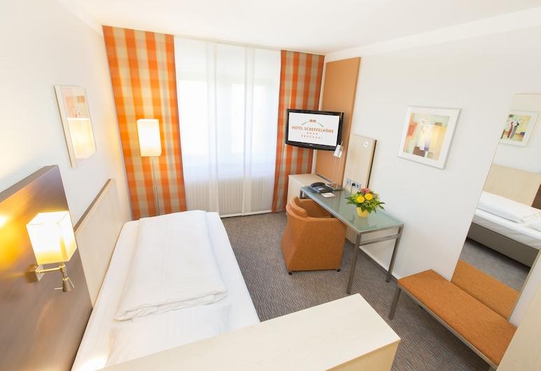 โรงแรมเชฟเฟิลเฮอเออ, บรูชซาล, ห้องอีโคโนมี, ห้องพัก