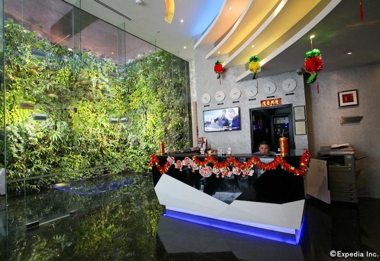 Arton Boutique Hotel (SG Clean), Singapur, Rezeption