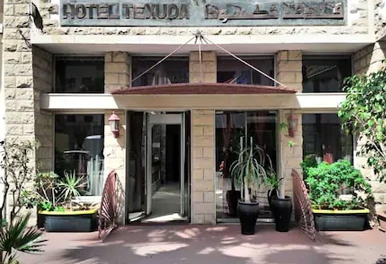 Hotel Texuda, Rabat, Hotel Entrance