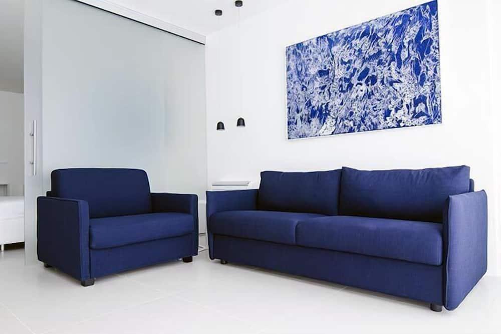 Apartmá - Obývací prostor