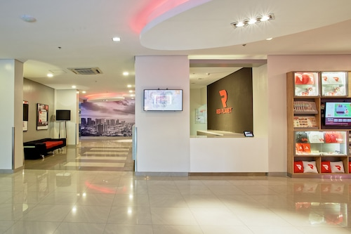 馬尼拉奧爾堤加紅色星球飯店/