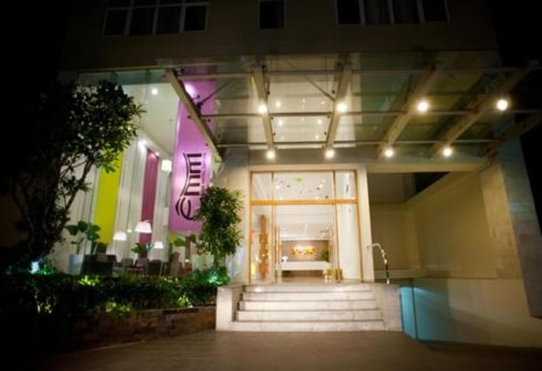 EMM Hotel Saigon, Πόλη του Χο Τσι Μινχ, Είσοδος ξενοδοχείου