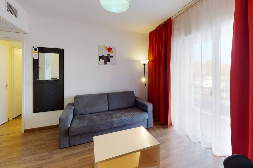 Suite, 1 Bedroom (For 4) - Living Area