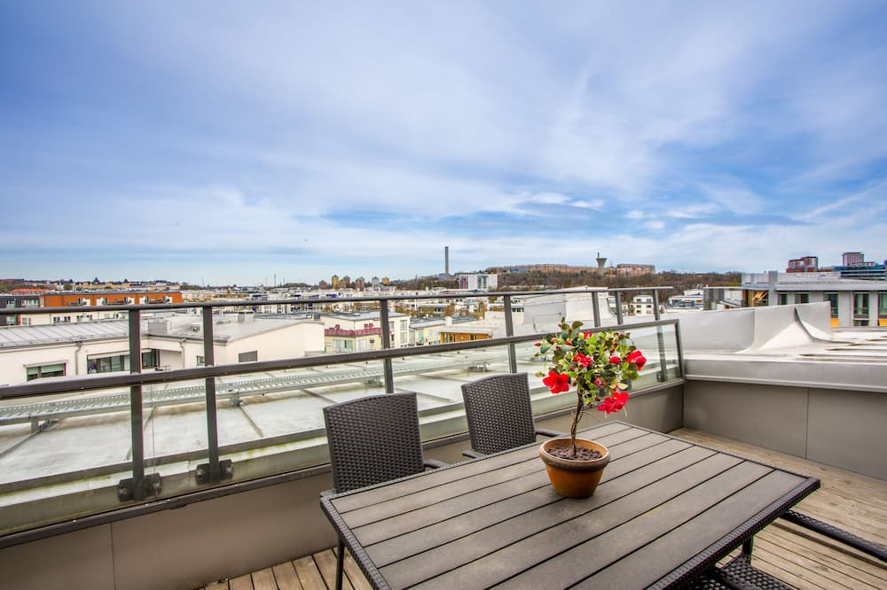Apartment, Terrace - Terrace/Patio