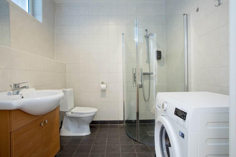 Apartment, Terrace - Bathroom