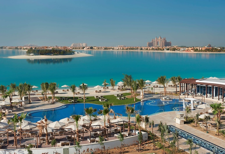 Waldorf Astoria Dubai Palm Jumeirah, Dubai, Pool
