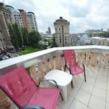 Улучшенные апартаменты (Khreschatyk Str., 23) - Терраса/ патио