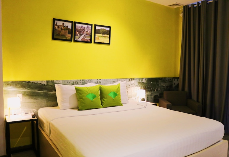 Suite Travelers Inn, Bandar Raya Ho Chi Minh, Deluxe Double or Twin Room, City View, Bilik Tamu