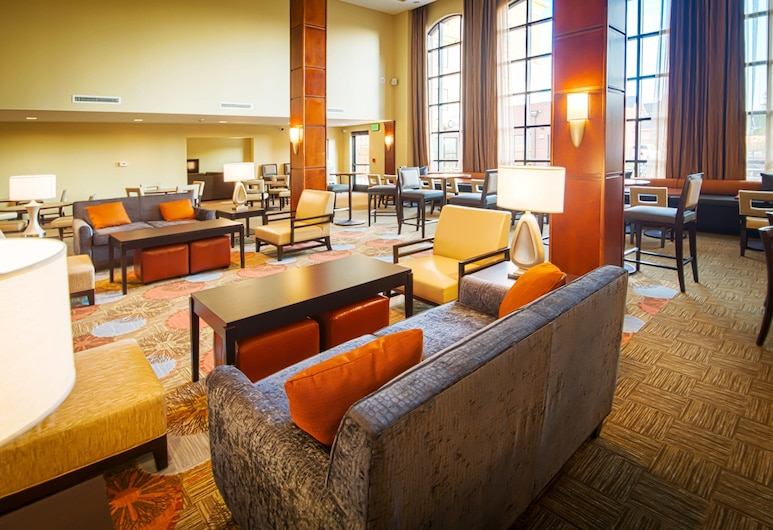 Staybridge Suites Denver-Stapleton, Denver, Vstupní hala