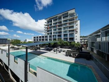 Φωτογραφία του Central Islington Apartments by Vivo, Τάουνσβιλ