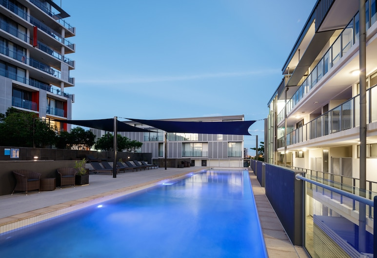 Direct Hotels – Islington at Central, Townsville, Pool