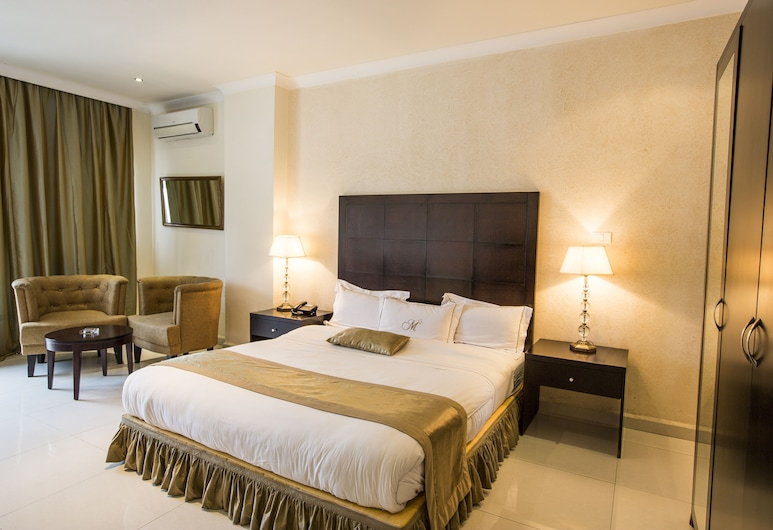 Mikhael's Hotel, Brazzaville, Executive Room, Guest Room
