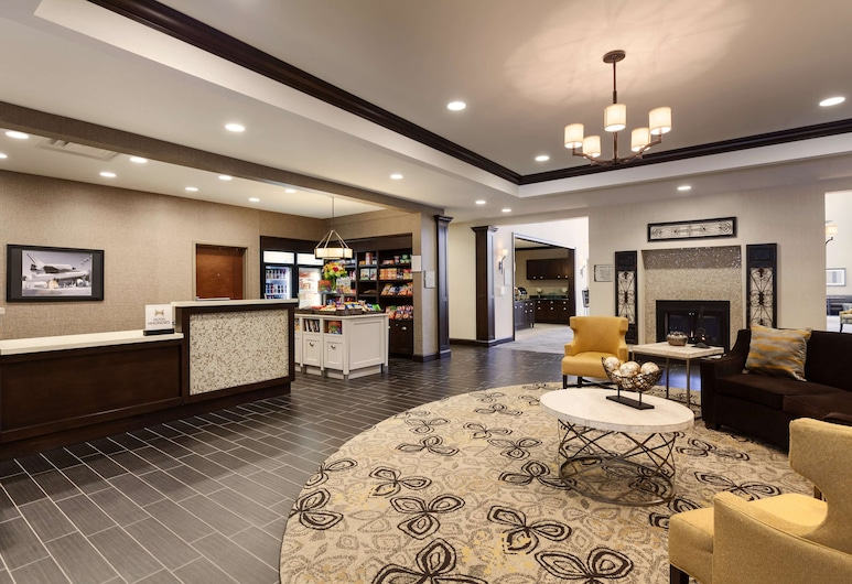 Homewood Suites by Hilton Huntsville - Downtown, AL, Huntsville, Rezeption