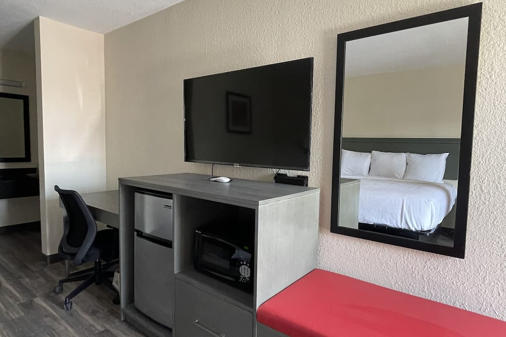 Classic-Doppel- oder -Zweibettzimmer - Wohnbereich