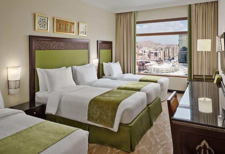 Anjum Hotel Makkah, Mecca, City Room, 1 Queen Bed, City View, Guest Room