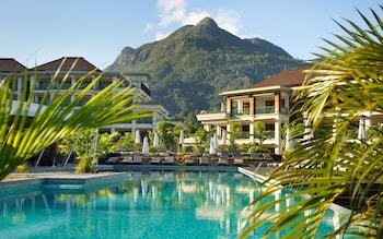 Enter your dates to get the Mahe Island hotel deal