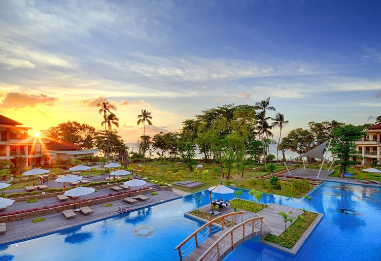 Savoy Resort & Spa, เกาะ Mahe, สระว่ายน้ำ