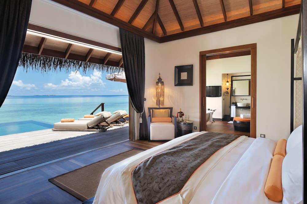 Apartmán, súkromný bazén (Sunset Ocean) - Výhľad z hosťovskej izby