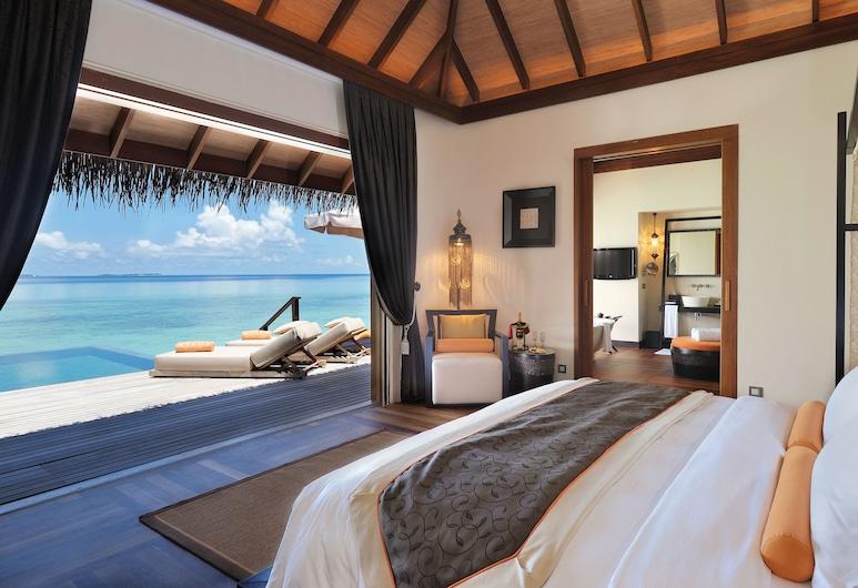 Ayada Maldives, Maguhdhuvaa, Σουίτα, Ιδιωτική Πισίνα (Sunset Ocean), Θέα δωματίου