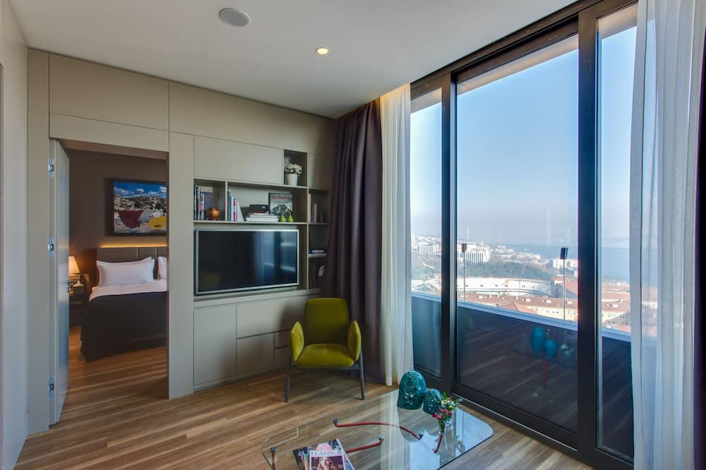 Suite (Bosphorus) - Living Area