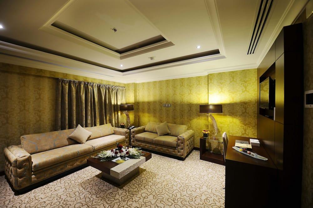 Ohud Suite - Living Area