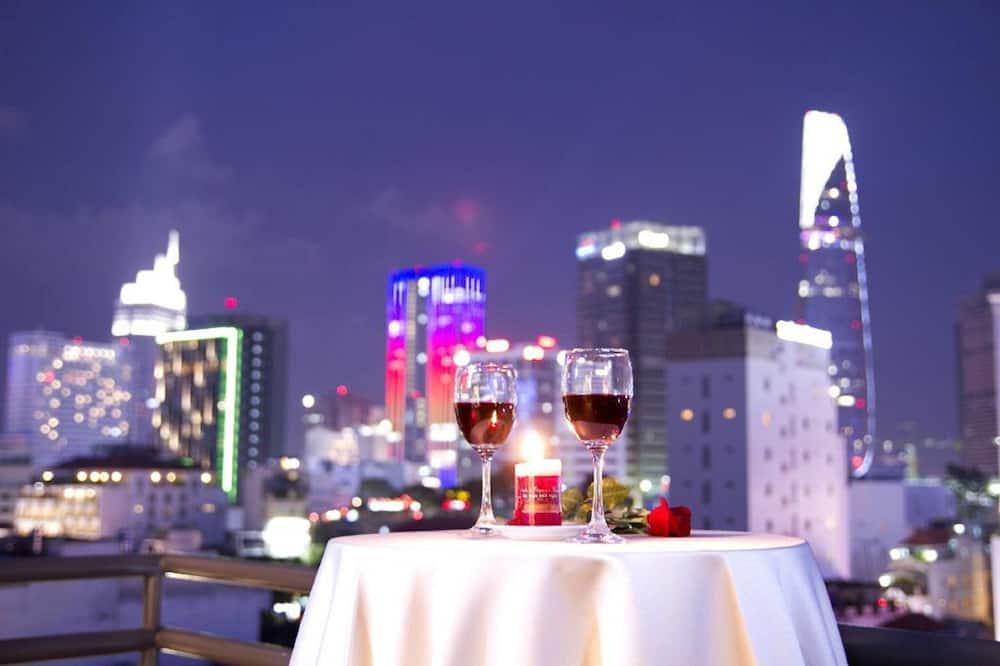 Phòng đôi Tiêu chuẩn (Day Use - 8AM to 6PM) - Quang cảnh thành phố