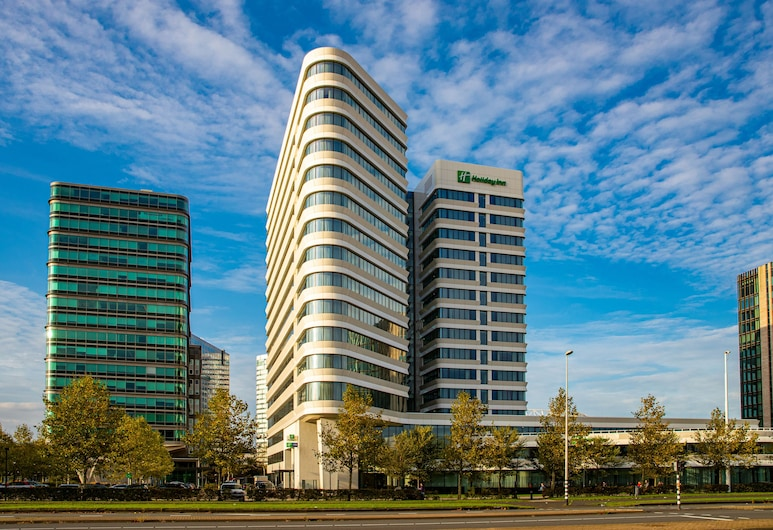 Holiday Inn Express Amsterdam - Arena Towers, Amsterdam, Hotel Front