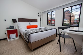 Bogota bölgesindeki Hotel DC Feria resmi