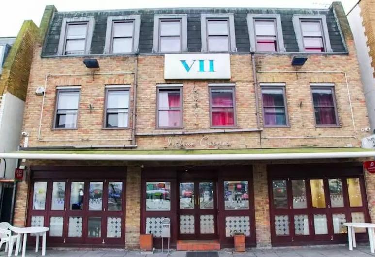 OYO VII 酒店與印度餐廳 , Hounslow