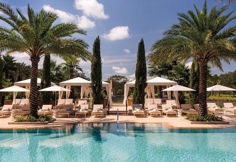 Four Seasons Resort Orlando at WALT DISNEY WORLD® Resort, Lake Buena Vista, Außenpool