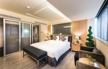Bild vom Shin Yuan Celeb Metro Hotel in Hsinchu