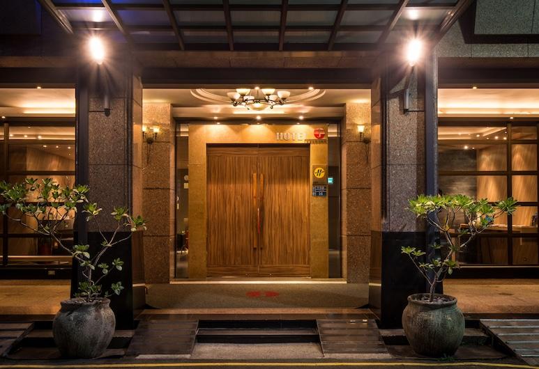Hotel j Metropolis, Hsinchu, Facciata hotel