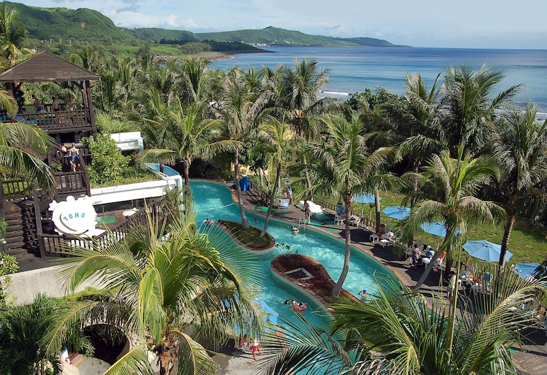 YoHo Beach Resort, Hengchun, Outdoor Pool