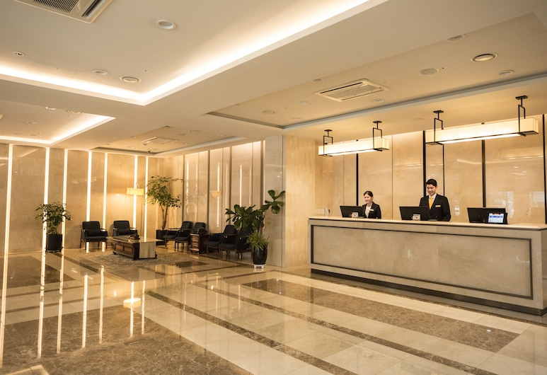 首爾東大門頂峰飯店, 首爾, 櫃台