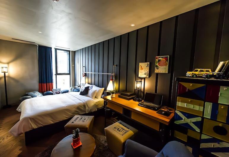 鐘路設計師飯店, 首爾, 套房, 客房