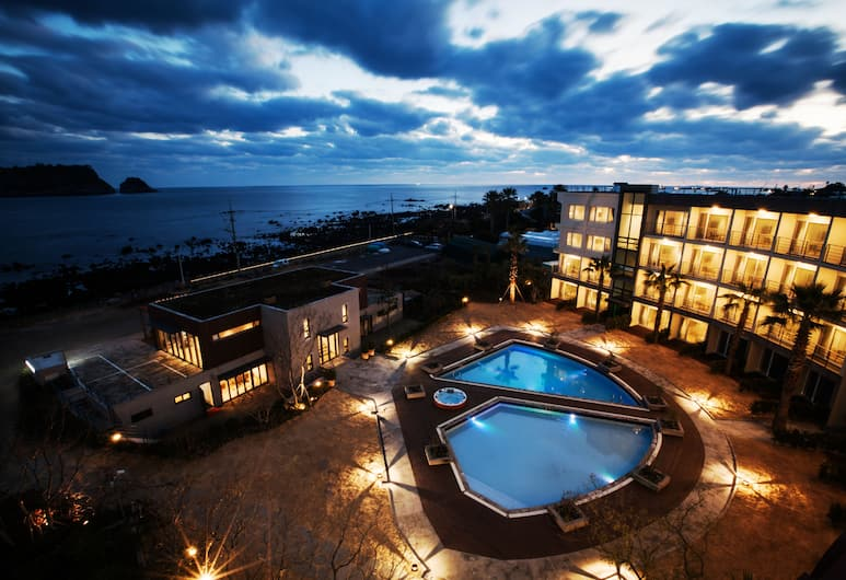 Hotel Sumorum, Seogwipo, Baseinas