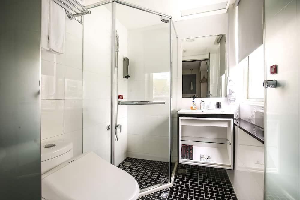 エリート ツインルーム シングルベッド 2 台 (16 Square Meters) - バスルーム