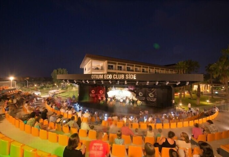 Otium Family Eco Club - All Inclusive, Side, Teaterforestilling